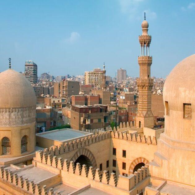 مسجد ابن طولون بالقاهرة