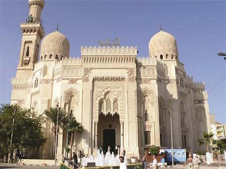 مسجد المرسي ابو العباس